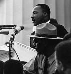 Martin Luther King, March on Washington, 1963 (photo